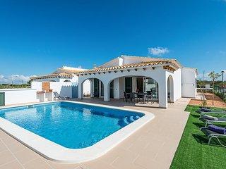 Villa Anabel, Arenal D'en Castell, Arenal d'en Castell