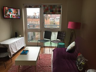 Light and  spacious 2 Bed Apt in Groovy Shoreditch