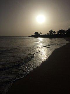La plage des amandiers