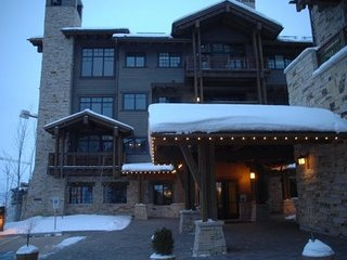 Brand New Ski-In/Ski-Out Upper Deer Valley Condo