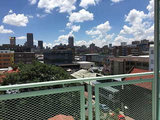 Two Bedroom Apartment with City View, Johannesburg