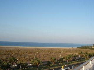 Apartamento estudio 4ª planta vistas playa (465)