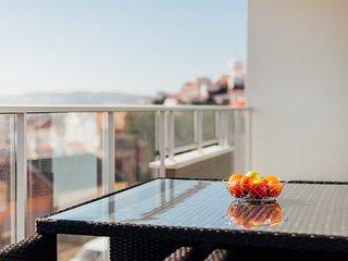 Apartamento T2 | Piscina, Ginasio e Jacuzzi em Sao Martinho do Porto