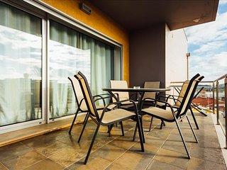 Apartamento T3 | Perto de mercado e com Piscina Exterior Aquecida, Sao Martinho do Porto