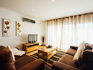 Apartamento de ferias para alugar | 3 quartos | Grande Varanda | Sao Martinho do