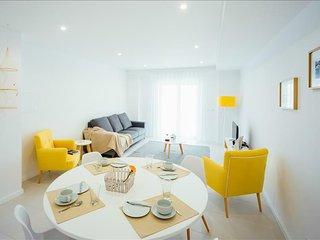Apartamento de ferias para alugar | 2 quartos | A beira-mar | Sao Martinho do Po