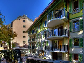 Apartment Penthouse, Chamonix