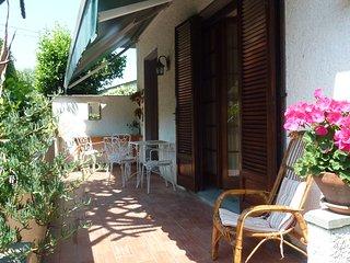 Casa Morena - zona tranquilla in Versilia a pochi minuti dal mare