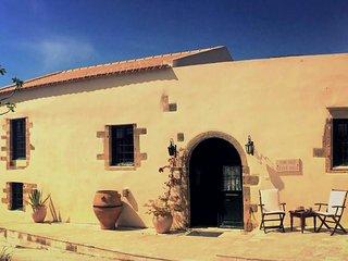 Venetian Olive Mill in Crete