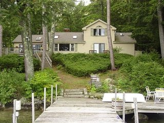 Beautiful Waterfront on Black Point in Alton Bay (CHA104Wf)