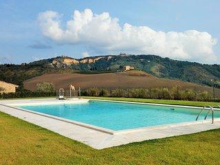 Incantevole appartamento con piscina, Volterra