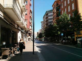 Apartamento Margarit, en el centro de Girona (5 per.)