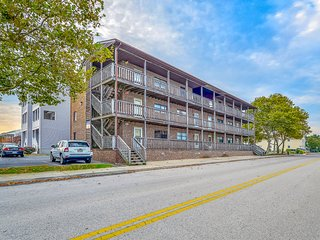 Seniors Welcome! Affordable and Perfect Location! Walk to beach and boardwalk.