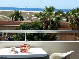 Apartamento 1 dormitorio 1ª linea de playa 2ª planta (256)