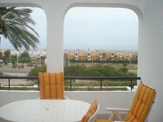 apartamento economico una habitacion vistas al mar  con piscina vera 19