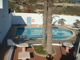 apartamento vistas al mar con balcón vera colina 19