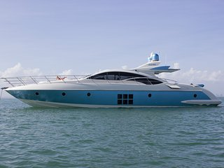 70' Luxury Yacht With Captain and Crew - South Beach Florida Location