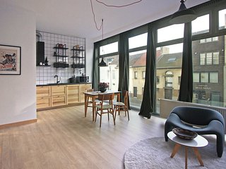 Nice trendy apartment close to city center, Gante