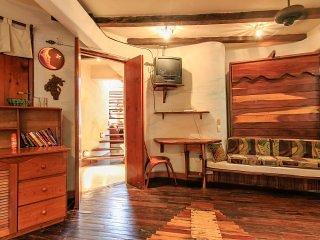 Hard wood floors out of Playa Jungle