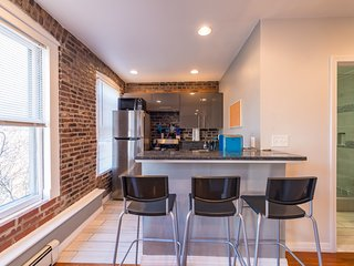 Beacon Hill Renovated Penthouse