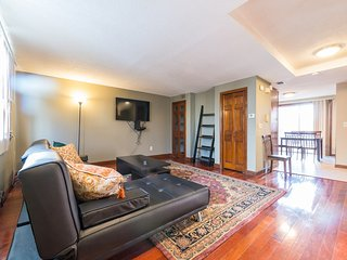 3 bedroom duplex in Southie, Boston