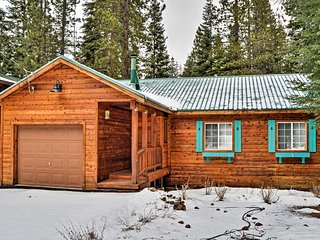 NEW! 3BR Truckee House w/ Spacious Private Deck!