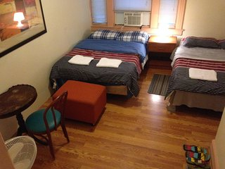 #N12L,Affordable Stay NYC,all amenities included,steps from bus/train/food