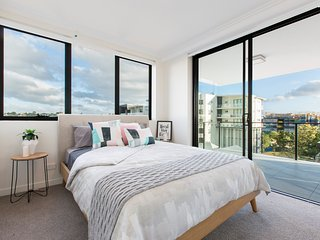 Brand New Modern Apartment in Lutwyche with View