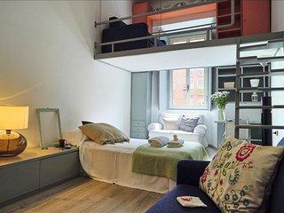 Casati 2 apartment in Stazione di Milano Centrale with WiFi & lift.