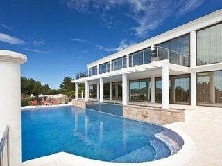 8 bedroom Villa in Santa Eulalia Del Rio, Baleares, Ibiza : ref 2132902