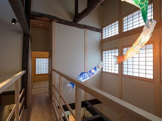 NEW!! Renovated Traditional house Near KYOTO STN; 3 Bedroom 2 BATH; Free WiFi