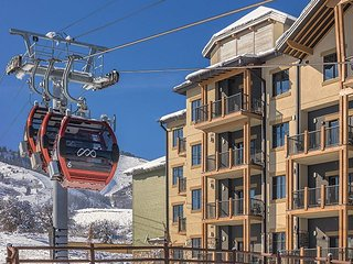 Wyndham Park City Ski Resort, 2BR, 2BA, Park City, UT - Ski, Shop, Scenery!