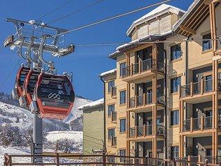 Wyndham Park City Ski Resort, Park City, UT - Ski, Shop, Scenery!