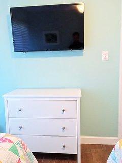 TV in Guest Room