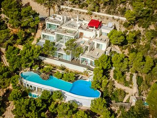 Villa Roca, Sleeps 16, Sant Josep de Sa Talaia