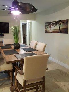 Dinning room #1.