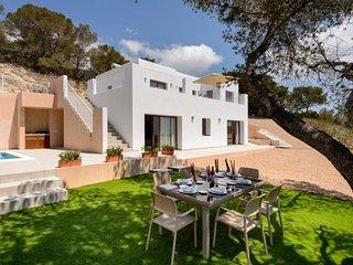 3 bedroom Villa in San Jose, Es Cubells, Baleares, Ibiza : ref 2288682