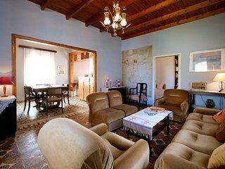 Vintage style cozy Cretan Home