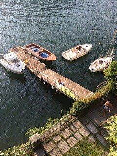 Private boat mooring