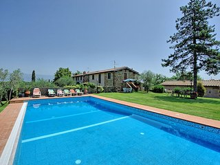 4 bedroom Apartment in Cavriglia, Chianti, Tuscany, Italy : ref 2385720