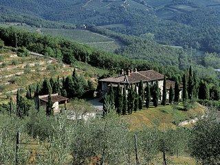 5 bedroom Apartment in Radda In Chianti, Chianti, Tuscany, Italy : ref 2385731, Radda in Chianti
