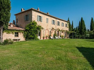 5 bedroom Apartment in Argiano, Maremma, Tuscany, Italy : ref 2385740, Poggio alle Mura