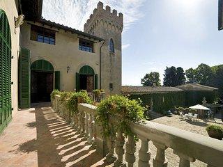 5 bedroom Villa in Montelopio, Tuscany Nw, Tuscany, Italy : ref 2385763