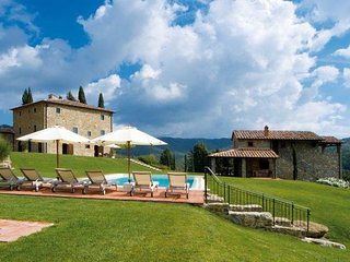 7 bedroom Apartment in San Vincenti, Chianti, Tuscany, Italy : ref 2385851, Montebenichi