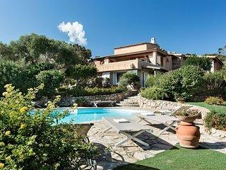 5 bedroom Villa in Porto Rafael, Costa Smeralda, Sardinia, Italy : ref 2385874, Costa Serena