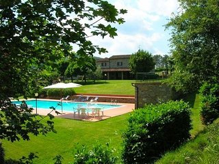 4 bedroom Apartment in Le Caselle, Casentino, Tuscany, Italy : ref 2386196