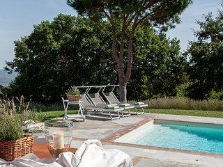 6 bedroom Villa in Fighine, Val D orcia, Tuscany, Italy : ref 2386259, San Casciano dei Bagni