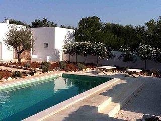 2 bedroom Apartment in San Michele Salentino, Apulia, Italy : ref 2386437