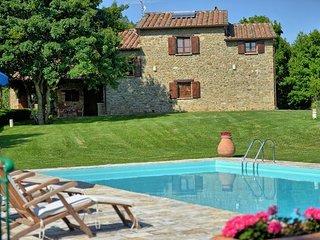4 bedroom Apartment in Monterchi, San Sepolcro Alto Tevere, Tuscany, Italy : ref 2386468