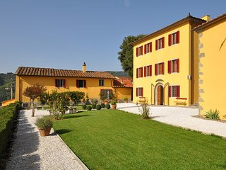 5 bedroom Villa in Massa e Cozzile, Montecatini, Tuscany, Italy : ref 2386507